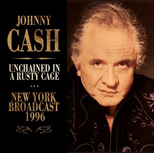 Johnny Cash Unchained In A Rusty Cage
