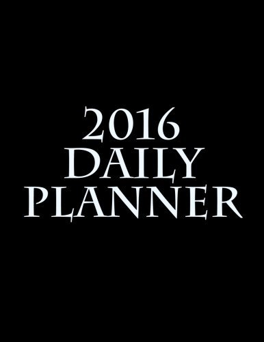 Inc Gelding Publishing 2016 Daily Planner Black Cover