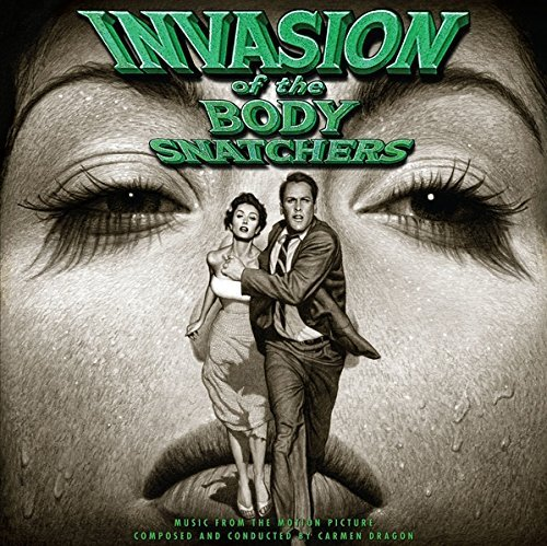 Invasion Of The Body Snatchers Soundtrack Lp