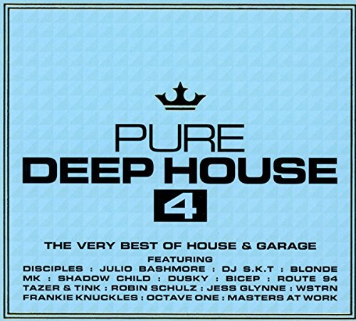 Various Artist Pure Deep House 4 The Very Bes