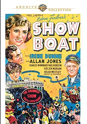 Show Boat Show Boat DVD Mod This Item Is Made On Demand Could Take 2 3 Weeks For Delivery