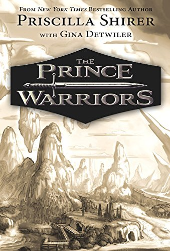 Priscilla Shirer The Prince Warriors