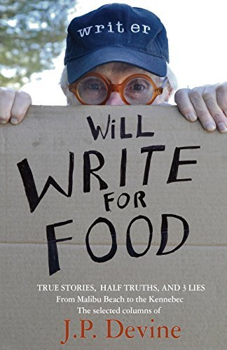 J. P. Devine Will Write For Food