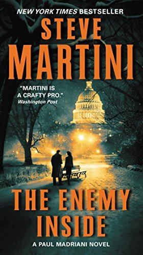 Steve Martini The Enemy Inside
