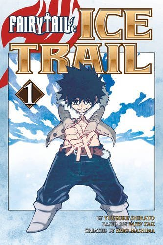 Yuusuke Shirato Fairy Tail Ice Trail 1