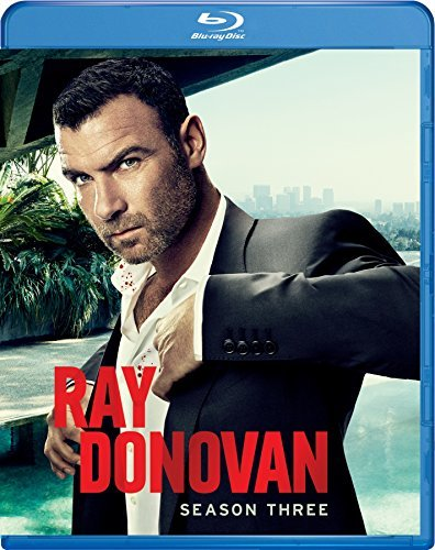 Ray Donovan Season 3 Blu Ray