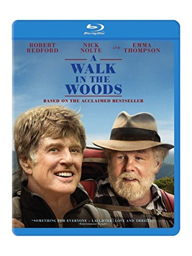A Walk In The Woods Redford Nolte Blu Ray R