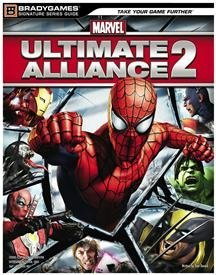Bradygames Marvel Ultimate Alliance Ii Sig Series