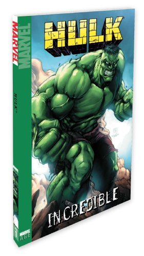 Alex Sanchez Hulk Volume 1 Incredible Digest