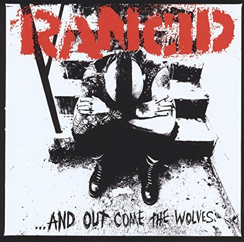Rancid And Out Come The Wolves 20th Import Gbr Anniversary Ed.