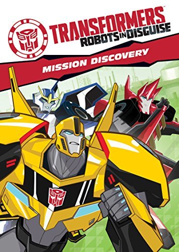Transformers Robots In Disguise Mission Discovery DVD