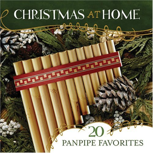 Christmas At Home 20 Panpipe Favorites