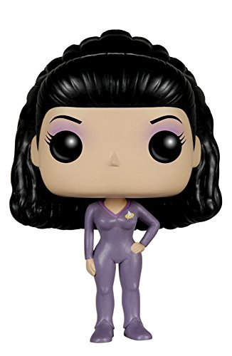 Toy Pop! Tv Star Trek The Next Generation Deanna T