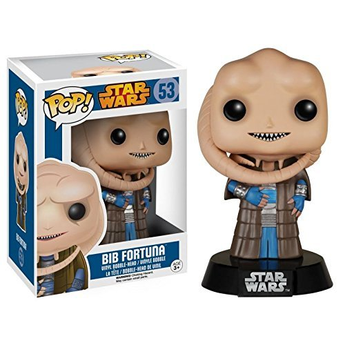 Toy Pop Star Wars Bib Fortuna