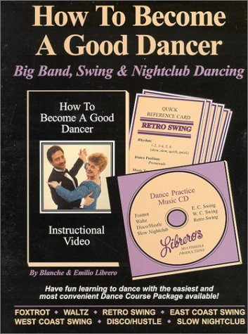 How To Become A Good Dancer Big Band Swing & Nightclub Dancing