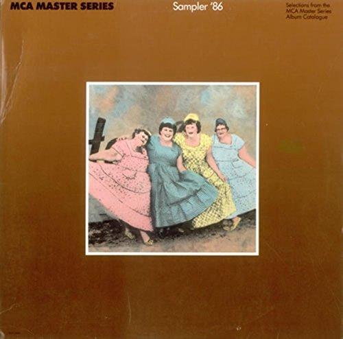 Mca Master Series Sampler '86