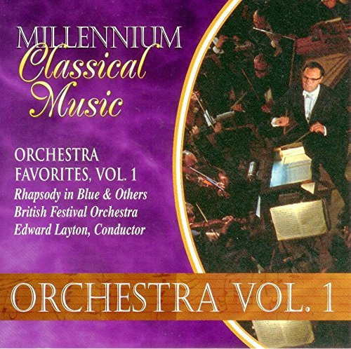 British Festival Orchestra Orchestra Favorites Vol. 1 Conductor Edward Layton