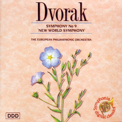 "European Philharmonic Orchestra Dvorak Symphony No. 9 ""the New World"""