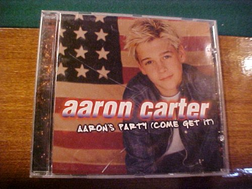 Aaron Carter Aaron's Party