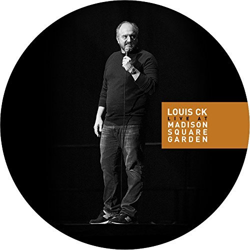 Louis C.K. Live At Madison Square Garden (picture Disc) Picture Disc Explicit