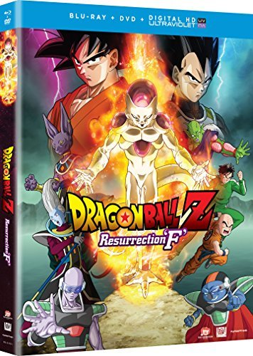 Dragon Ball Z Resurrection F Dragon Ball Z Resurrection F Blu Ray DVD