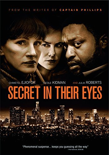 Secret In Their Eyes Ejiofor Kidman Roberts DVD Pg13