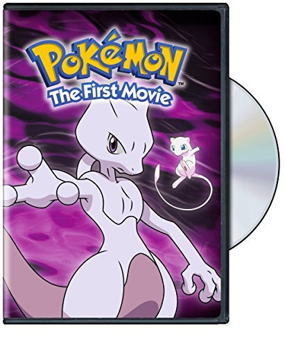 Pokemon The Movie 1 Mewtwo Strikes Back Pokemon The Movie 1 Mewtwo Strikes Back DVD G