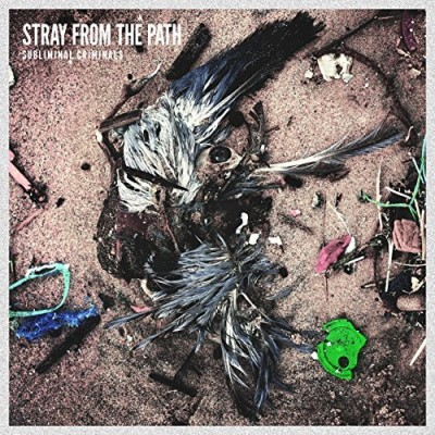 Stray From The Path Subliminal Criminals (green Yellow Vinyl) Explicit Version