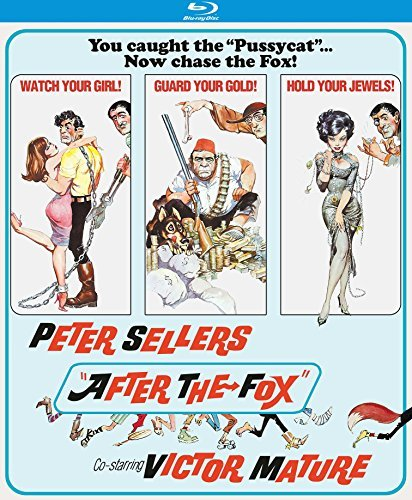 After The Fox Sellers Mature Blu Ray Nr