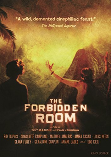 Forbidden Room Dupuis Furey Negin DVD Nr