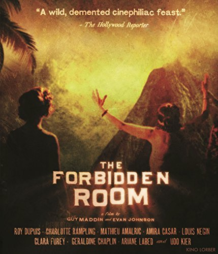 Forbidden Room Dupuis Furey Negin Blu Ray Nr