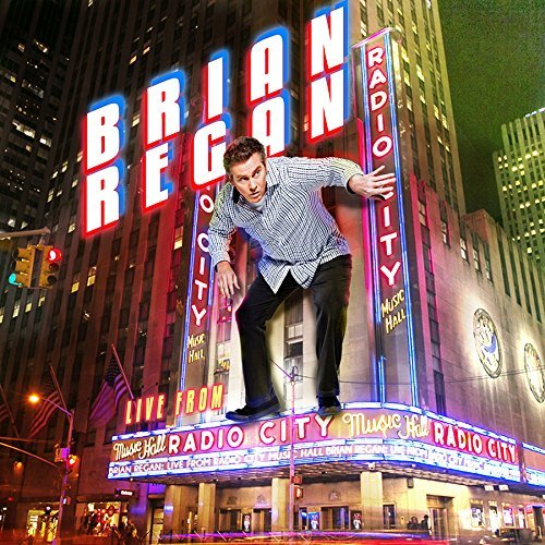 Brian Regan Live From Radio City Music Hal