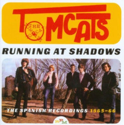 Tomcats Running At Shadows Spanish Re Import Gbr