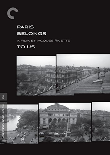 Paris Belongs To Us Paris Belongs To Us DVD Criterion