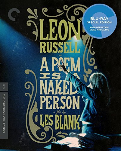Poem Is A Naked Person Leon Russell Blu Ray Criterion