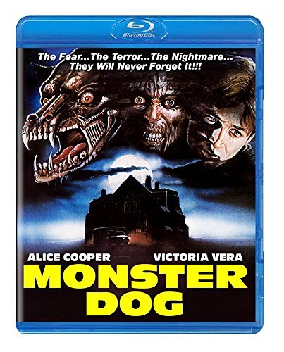 Monster Dog Cooper Vera Blu Ray R