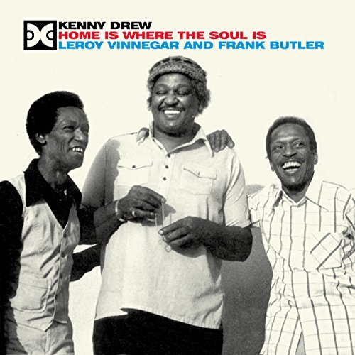 Kenny Drew Home Is Where The Soul Is Remastered Incl. Bonus Track