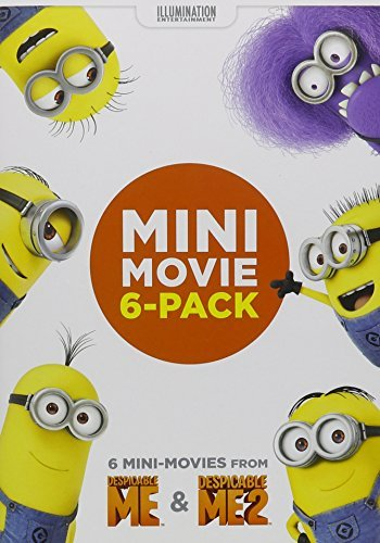Despicable Me Mini Movie Pack DVD Nr