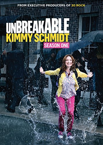 Unbreakable Kimmy Schmidt Season 1 DVD