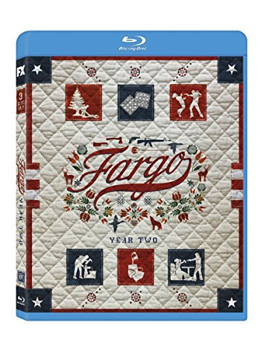 Fargo Season 2 Blu Ray