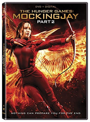 Hunger Games Mockingjay Part 2 Lawrence Hutcherson Hemsworth DVD Dc Pg13