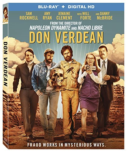 Don Verdean Rockwell Ryan Clement Forte Mcbride Blu Ray Dc Pg13