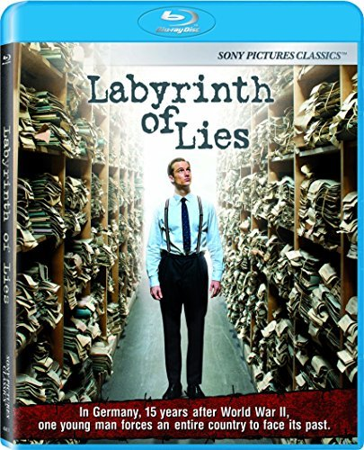 Labyrinth Of Lies Labyrinth Of Lies Blu Ray R