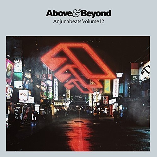 Above & Beyond Anjunabeats Volume 12 Import Nld