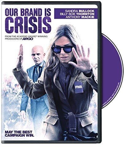 Our Brand Is Crisis Bullock Thornton Mackie DVD R