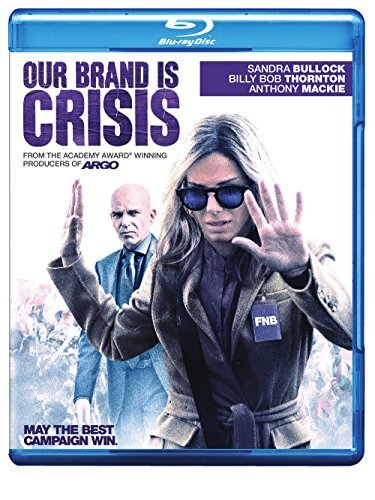 Our Brand Is Crisis Bullock Thornton Mackie Blu Ray R