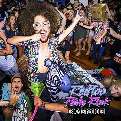 Redfoo Party Rock Mansion (animal Print Colored Vinyl) Explicit