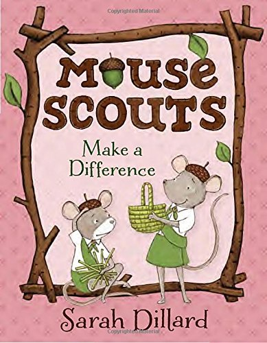 Sarah Dillard Mouse Scouts Make A Difference
