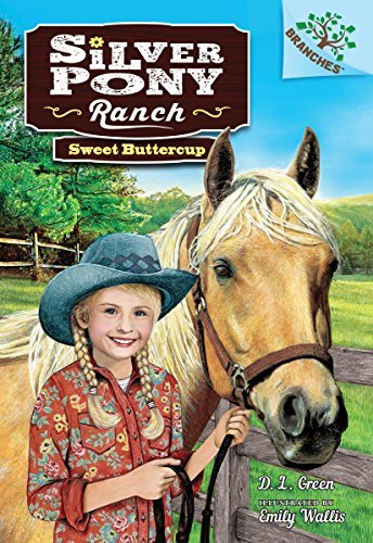 D. L. Green Sweet Buttercup A Branches Book