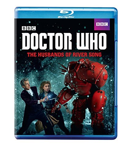 Doctor Who Husbands Of River Song Blu Ray